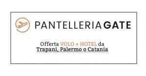 Offerta volo + hotel Pantelleria